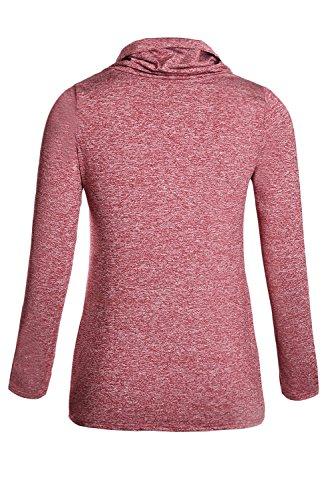 Pull Shirt Casual Hoodie Femme Dokotoo Sweat qRzP1w