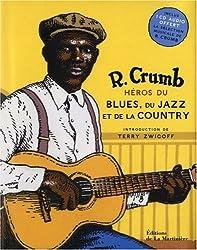 Héros du blues, du jazz et de la country (1CD audio)
