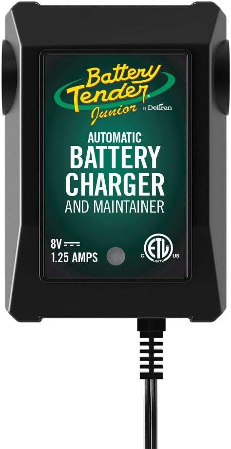 Battery Tender JR High-Efficiency Battery Charger