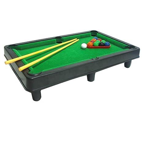 HKJYC Tabletop Pool Table Billiard Game Kids Sports   Sports Theme Sports,  Puzzle