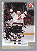 2000-01 Topps NSCC/National Diamond Edition #54 Claude Lemieux Devils /1 of 1 F17251