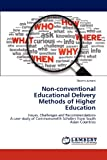 Non-Conventional Educational Delivery Methods of Higher Education, Rozina Jumani, 3659203483