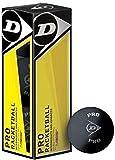 Dunlop Pro Sports Advanced Intermediate Player Racketball Squash Ball Pack Of 3