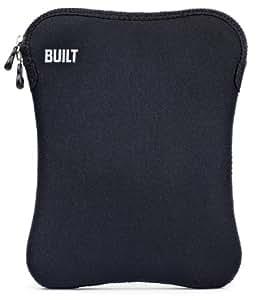 BUILT Neoprene Sleeve for all iPads or 10-inch e-reader, Black
