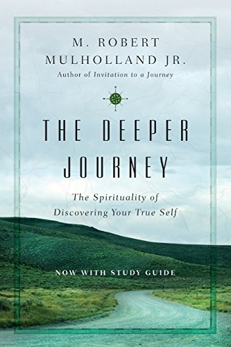 The Deeper Journey: The Spirituality of Discovering Your True Self (Tyndale Commentaries Complete Set)