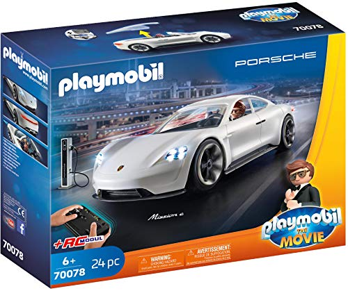 PLAYMOBIL®®®®®: The Movie Rex Dasher's Porsche Mission E