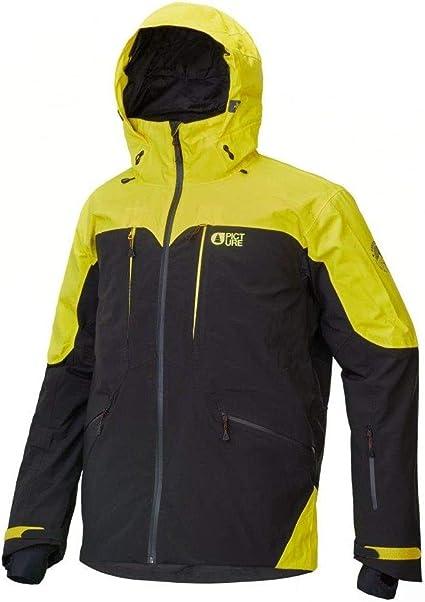 Picture Naikoon Skijacke Herren yellow kaufen im Sport