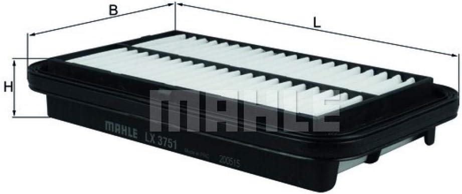 Mahle Knecht Filter LX3751 Luftfilter