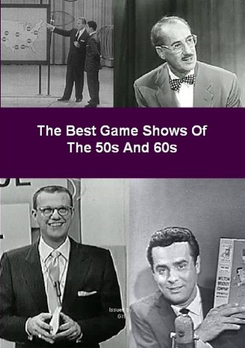 The Best Game Shows Of The 50S And 60S   People Are Funny   You Bet Your Life   To Tell The Truth   The Price Is Right  Name That Tune   The Match Game
