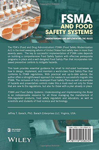 FSMA and Food Safety Systems: Understanding and Implementing the Rules by imusti (Image #1)