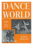 Dance World 1975, John Willis and Crown Publishing Group Staff, 0517523205