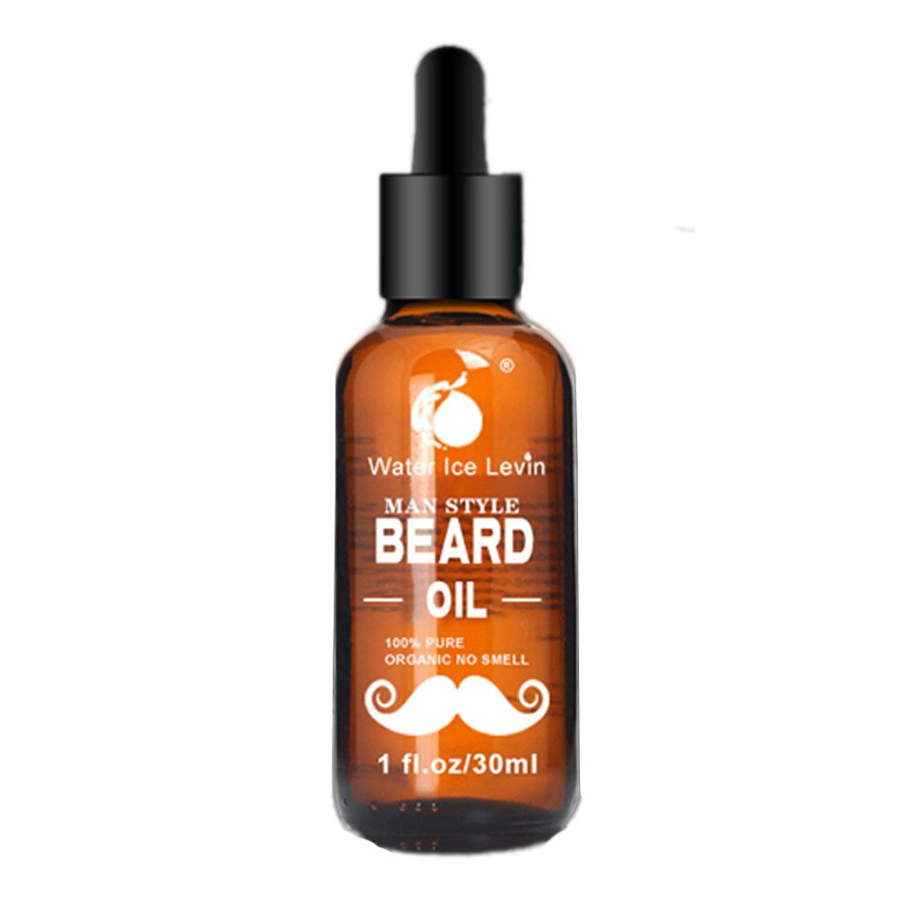 Banstore Men Beard Oil For Styling Beeswax Moisturizing Smoothing Gentlemen Beard Care Conditioner
