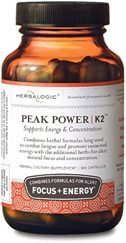 Peak Power K-2 Energy and Focus Capsules, 90 ct.