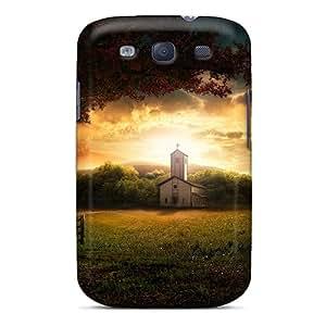 New Design Vector 1080p Tpu Case Cover, Anti-scratch HvzyfvI17130ClVcD Phone Case For Galaxy S3