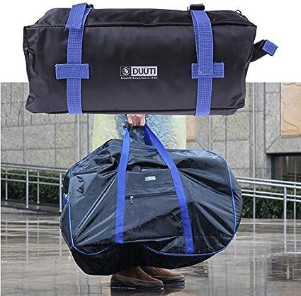 Pliant Push Scooter Poche//ceinture sac de transport avec sangle de Stockage Pliable Fourre-Tout Neuf