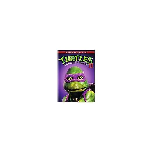 Teenage Mutant Ninja Turtles II: The Secret of the Ooze USA ...