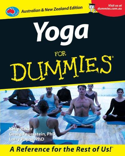 Yoga for Dummies - Australian & New Zealand Edition ...
