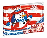 #2: Large American Chocolate Advent Calendar | Patriotic Christmas Chocolate for Advent | 75g of Chocolate for 24 Days of December