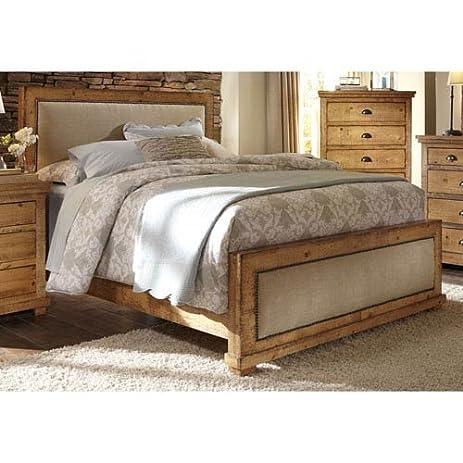 Amazon.com - Progressive Furniture Willow Upholstered Queen ...