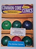 Common Core Clinics Mathematics (The Number System) Grade 6 by Russell Kahn (2012) Paperback