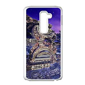 Artistic aesthetic building fashion phone case for LG G2 by icecream design