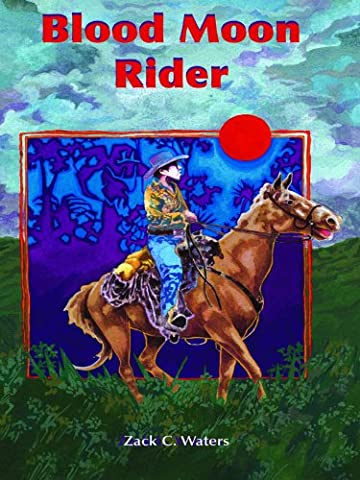 Blood Moon Rider (Florida Historical Fiction for Youth)