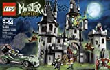 lego ghost house - LEGO Monster Fighters Vampyre Castle 9468 (Discontinued by manufacturer)