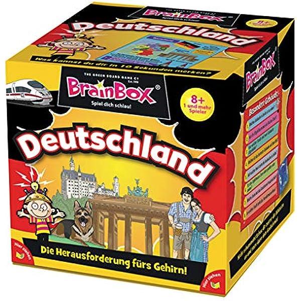 Brain Box 94905 - Juego de Mesa de Aprendizaje: Amazon.es: Juguetes y juegos