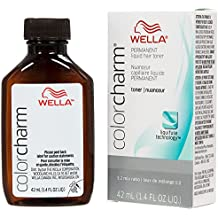 WELLA Color Charm Permanent Liquid Hair Toner (T28 Natural Blonde)