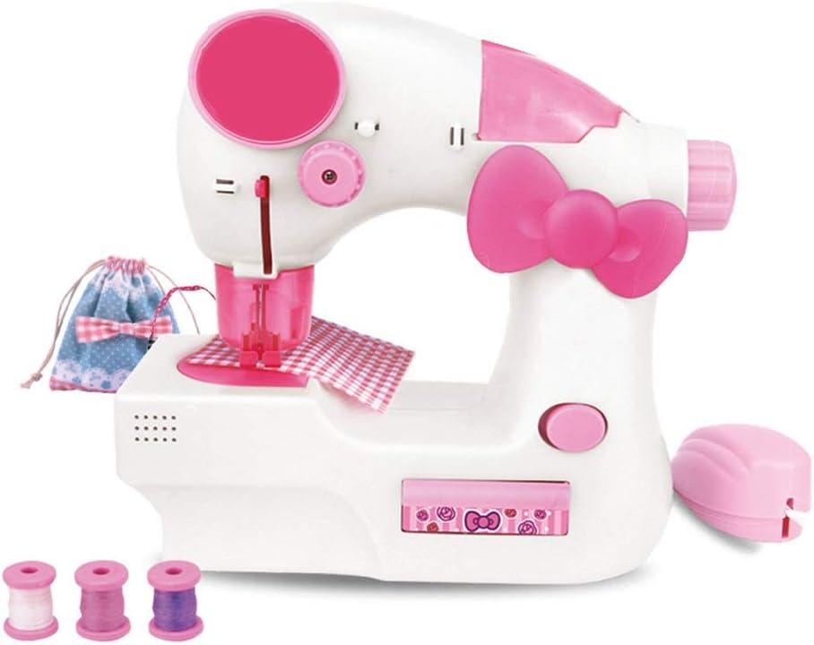 WangQ Máquina de Coser, Máquina de Coser de niños, Pequeña Máquina ...