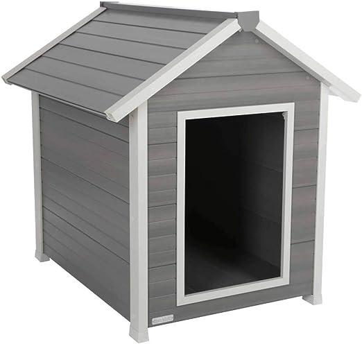 Kerbl - Caseta para Perros, casetas, Balcones, Jardines, Patios, terrazas, Exteriores: Amazon.es: Productos para mascotas