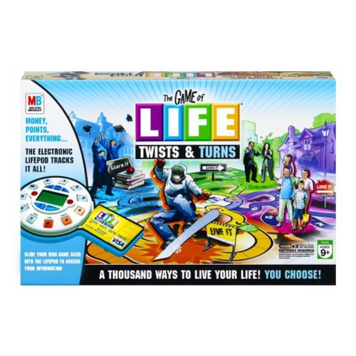 The Game of Life Twists & Turns (Life Electronic Banking)
