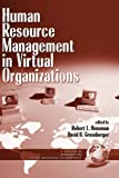 img - for Human Resouce Management in Virtual Organizations (Hc) (Research in Human Resource Management) book / textbook / text book