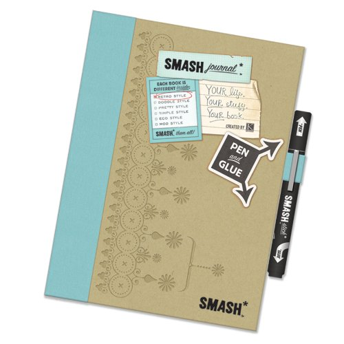 K&CompanySmash Folio, Retro Blue by K&Company