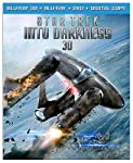 Cover Image for 'Star Trek Into Darkness (Blu-ray 3D + Blu-ray + DVD + Digital Copy)'