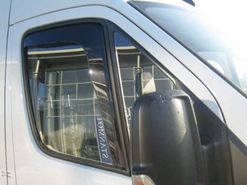 Heko Z902065 Windabweiser Regenabweiser Für Sprinter W906 W 906 2 06 Für Vorne Auto
