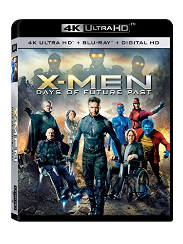 X-men: Days of Future Past [4K Ultra HD] [Blu-ray] (X Men Days Of Future Past Date)