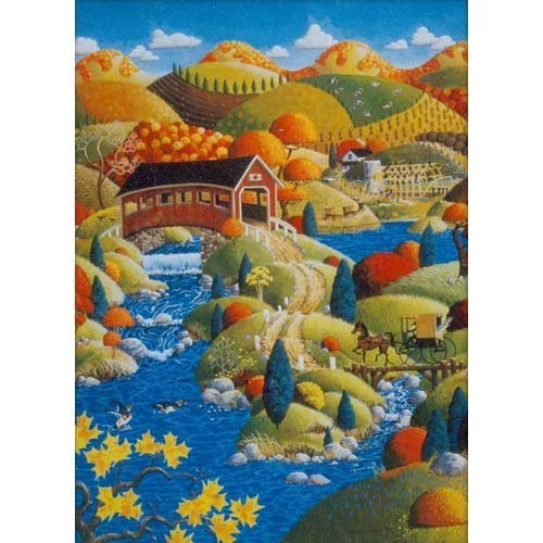 Good Neighbor Jigsaw Puzzle Tin by MasterPieces