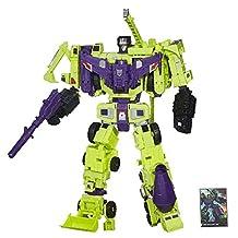 Hasbro Transformers B0998 Generations Combiner Wars Devastator Figure Set