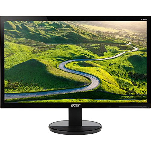 "Acer 23.6"" Widescreen LCD Monitor,1920 x 1080, 5 ms 