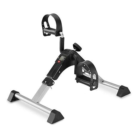 SCTBJ Ejercitador de Pedales Portátil Plegable Fitness Pedal ...
