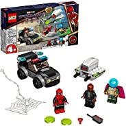 LEGO Marvel Spider-Man vs. Mysterio's Drone Attack 76184 Building Kit (73 Pieces)