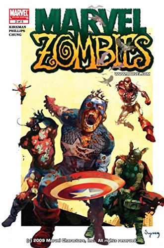 marvel zombies 2 - 3