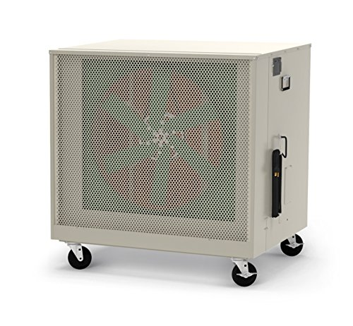 Phoenix Manufacturing MB24 Master Blaster Portable Industrial Evaporative Cooling Unit with 2