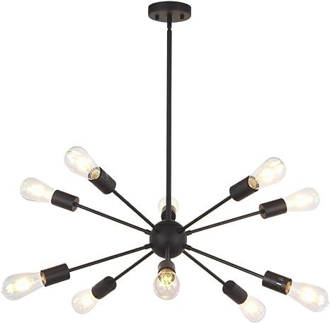 Black Modern Lighting