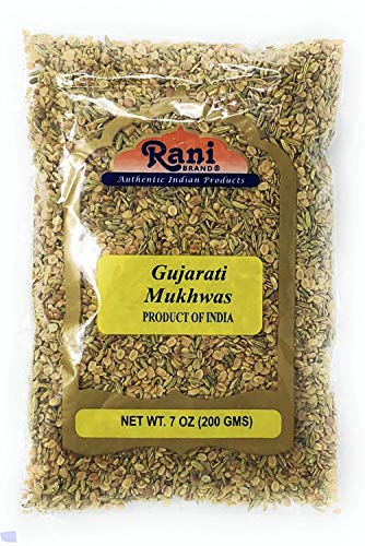 Rani Gujarati Mukhwas (Special After Dinner Mix) 200g -