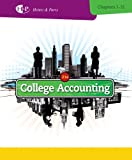 College Accounting, Chapters 1-15, Heintz, James A. and Parry, Robert W., 1285055446