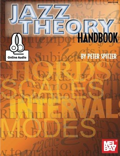 Jazz Theory Handbook: Includes Online Audio