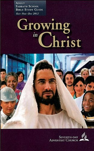 Seventh day adventist adult lesson study guide