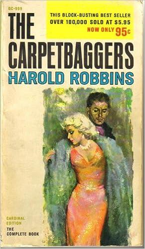 The Carpet Baggers (1963 Pb.) Harold Robbins: Amazon.com: Books